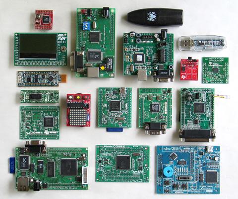 マイコンボード(Arduinoを除く)