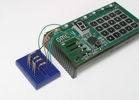 Breadboarding with GMC-4
