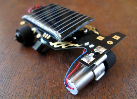 solar speeder